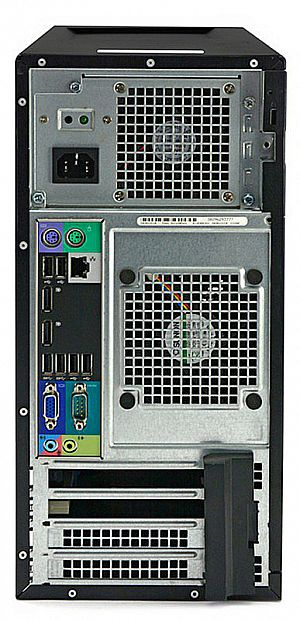 DELL OPTIPLEX 7010 INTEL CORE I5 3570