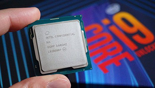 Intel Core i9 9900K Coffee Lake 8-Core 16-Thread 3.6 GHz Upto 5.0 GHz